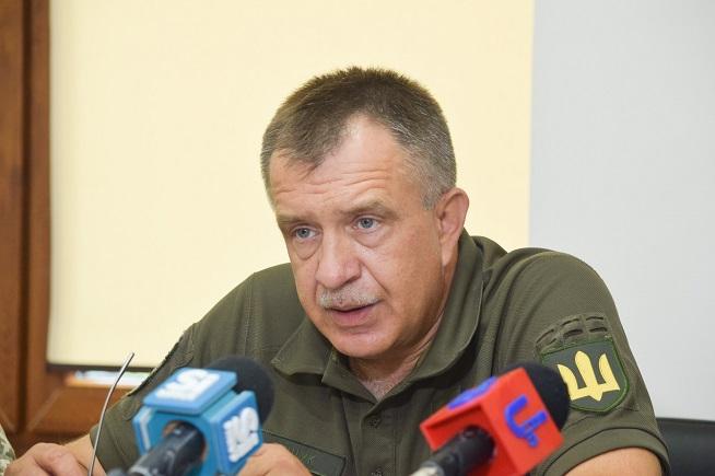 Під Ужгородом пройдуть масштабні навчання резервістів