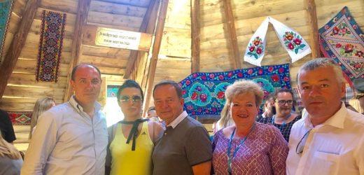 Ужанський нацпарк на високому рівні забезпечив проведення Днів Добросусідства України та Польщі (фото)
