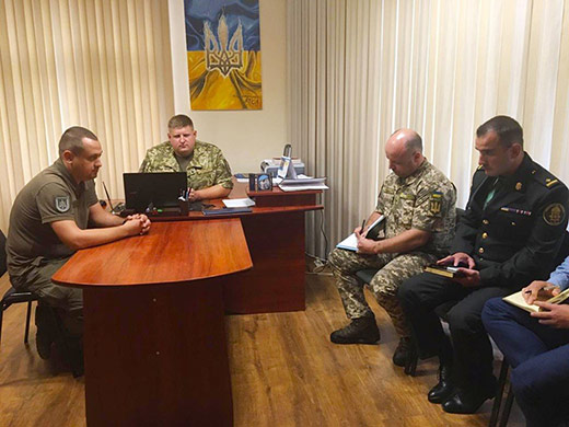 У військової прокуратури Ужгородського гарнізону – новий керівник