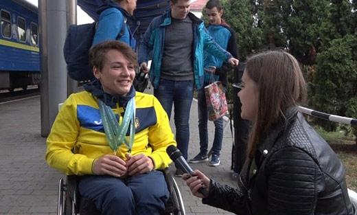 На Чемпіонаті світу з фехтування на візках закарпатка виборола дві медалі