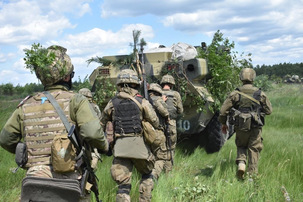 На Ужгородщині стартують збори резервістів
