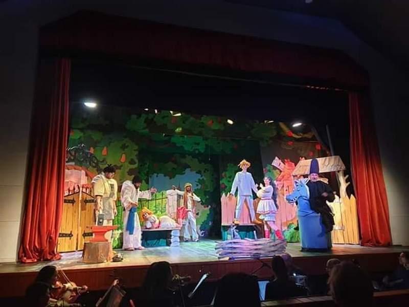 Закарпатський обласний театр драми та комедії у Хусті відкриє сезон музичною комедією-фарсом