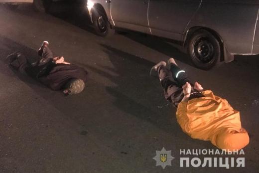Поліція затримала трьох мукачівців, які грабували платіжні термінали по всьому Закарпаттю