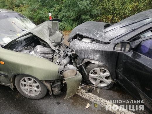 Жахлива автоаварія поблизу Чинадієва: один загиблий, шестеро травмованих