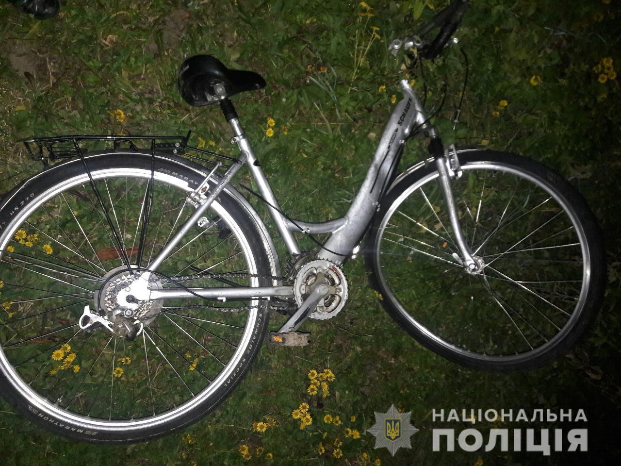 На Мукачівщині водій іномарки збив велосипедиста – постраждалий у лікарні