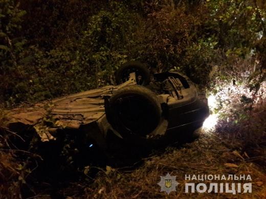 У Виноградові зіткнулися два автомобілі – один з водіїв загинув