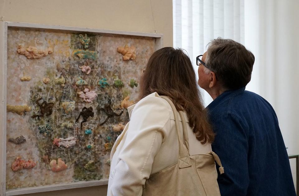 """Закарпатські митці презентували в Ужгороді масштабну виставку """"Осінь – 2019"""""""