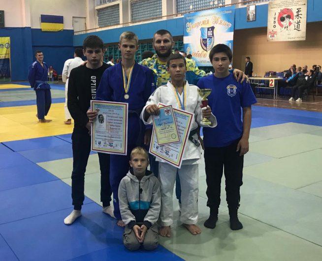Ужгородські дзюдоїсти успішно виступили на всеукраїнському турнірі в Одесі