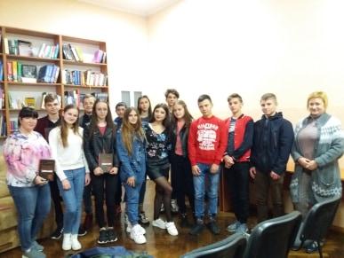 В Ужгороді відбулася літературна зустріч з письменницею, переможницею літературної премії «Дебют Срібної Землі» Анною Фельцан