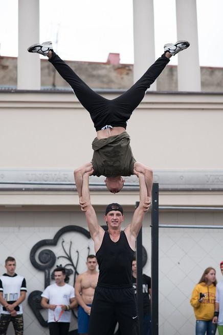 В Ужгороді відбувся фестиваль спорту та здорового способу життя