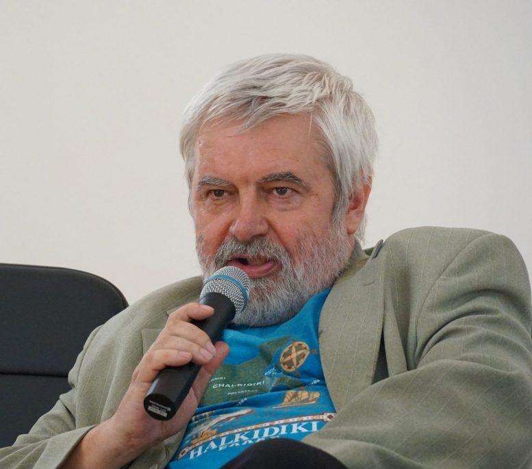 Відкриту лекцію про історію Ужгорода провів для громадськості Сергій Федака