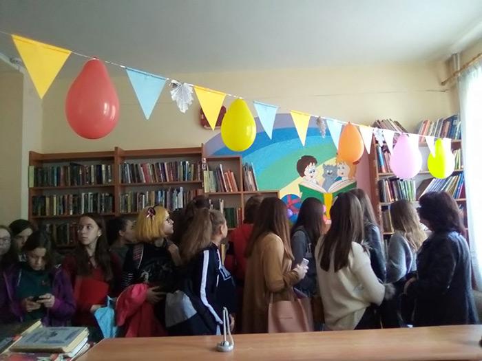 У Закарпатській обласній науковій бібліотеці відсвяткували Всеукраїнський день бібліотек
