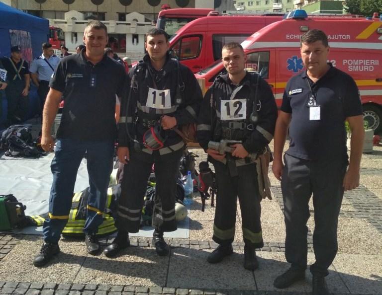 Закарпатські рятувальники взяли участь у міжнародних змаганнях