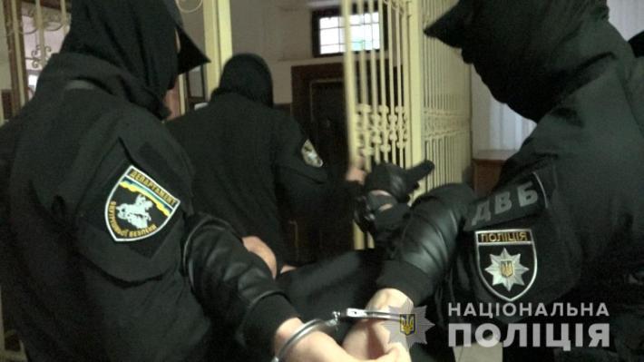 На Закарпатті затримали організатора та виконавця замаху на вбивство начальника обласного Управління захисту економіки