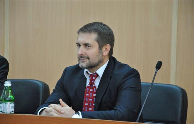 Сергія Гайдая звільнено з посади радника голови Закарпатської облдержадміністрації