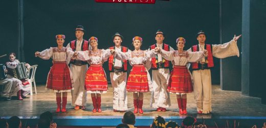 Артисти Ужгородського коледжу культури і мистецтв вразили запальних сицилійців (фото)