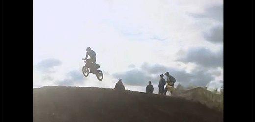 В Хусті пройшли змагання з мотокросу (ВІДЕО)