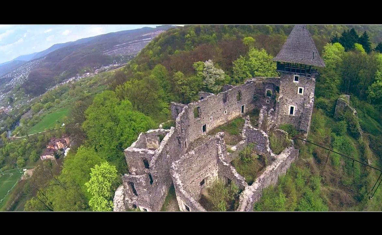 Як збираються реставрувати Невицький замок