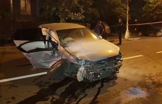 В Ужгороді на перехресті зіткнулися два автомобілі – четверо постраждалих, серед них двоє дітей
