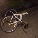 В Тячеві водій іномарки збив велосипедиста – постраждалий у лікарні