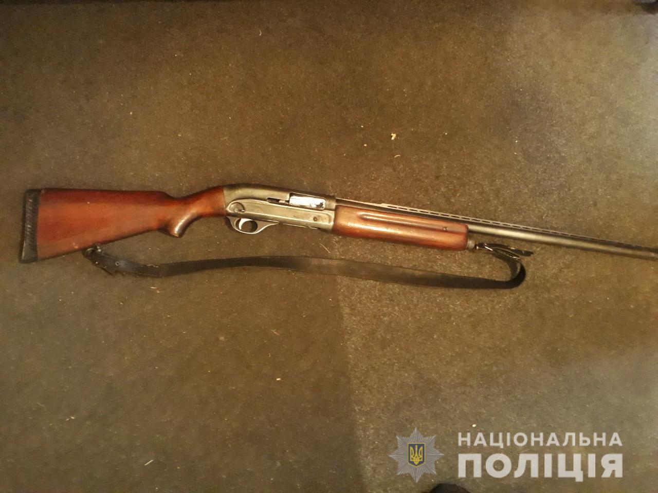 На Воловеччині, полюючи на косулю, мисливець застрелив товариша