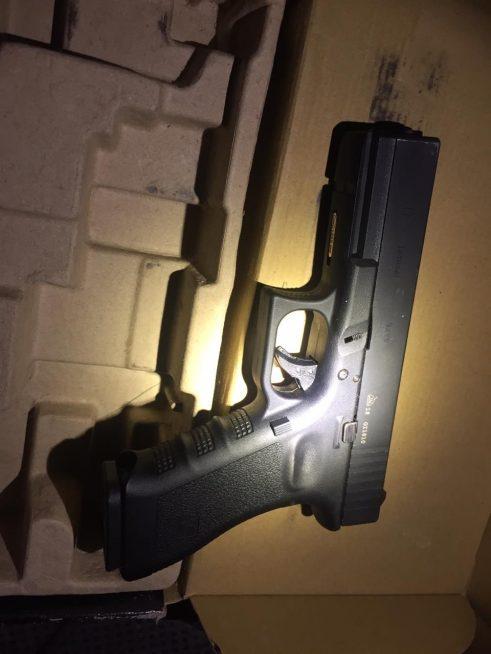 37-річний закарпатець намагався ввезти з Угорщини пістолет