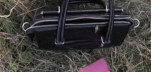 Посеред білого дня у Хусті мотоцикліст під'їхав до жінки, вирвав сумку та й утік