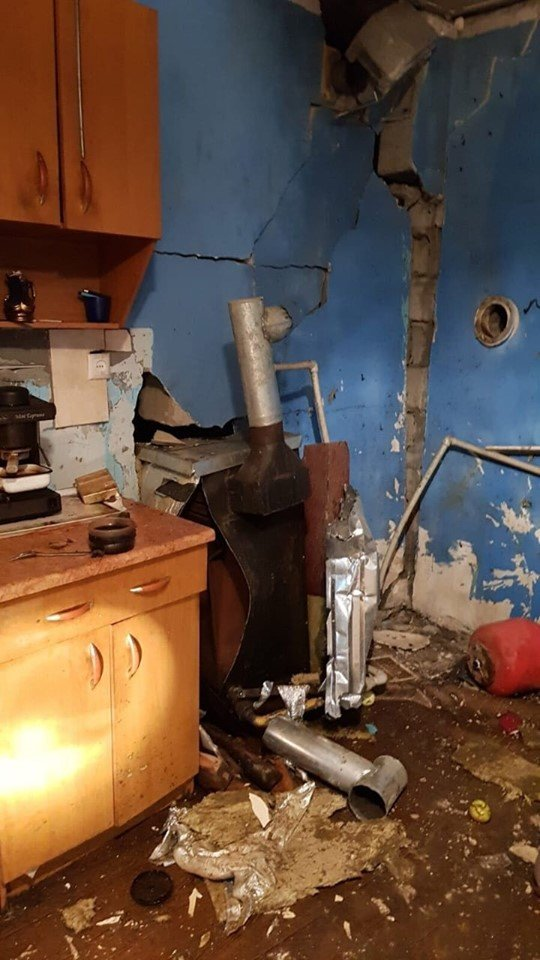 У приватному будинку в Ужгороді вибухнув твердопаливний котел