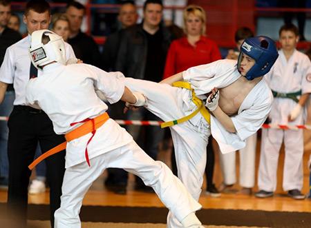 У суботу в Ужгороді відбудеться Відкритий Кубок Закарпаття з кіокушинкай карате