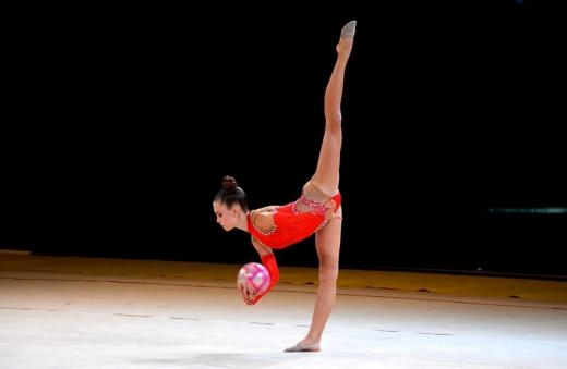 Чемпіонат України з художньої гімнастики стартував в Ужгороді