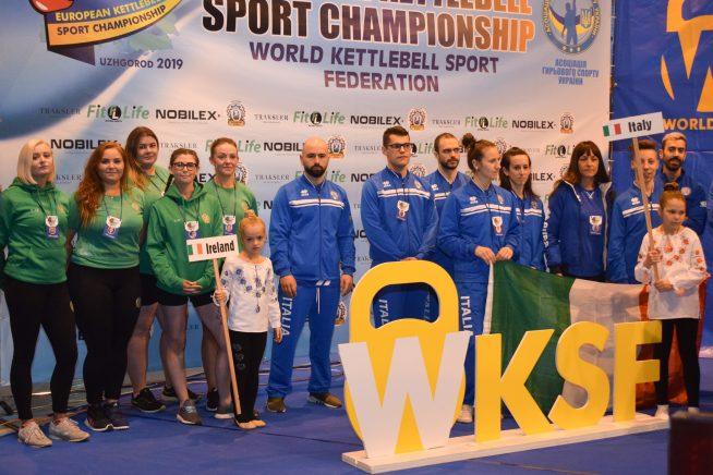 Чемпіонат Європи з гирьового спорту проходить в Ужгороді