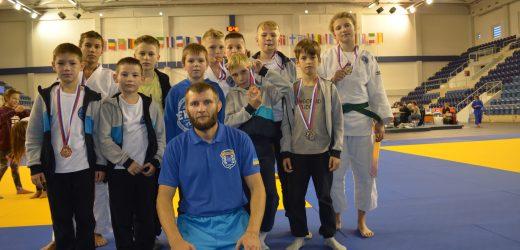 Вдалий виступ ужгородських дзюдоїстів на міжнародному турнірі в Словаччині