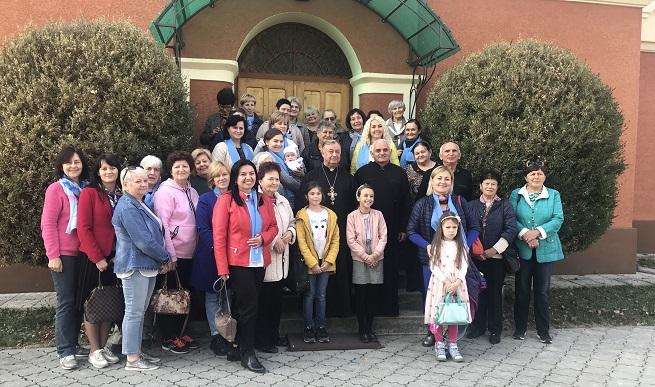 Ветерани-податківці Закарпаття відвідали святі місця рідного краю