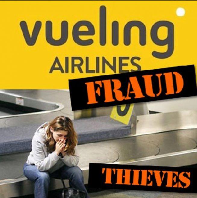 Як іспанський лоукост Vueling обдурює своїх клієнтів і як цьому протидіяти