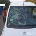На Виноградівщині п'яний водій збив 13-річну дівчинку – дитина з важкими травмами у реанімації