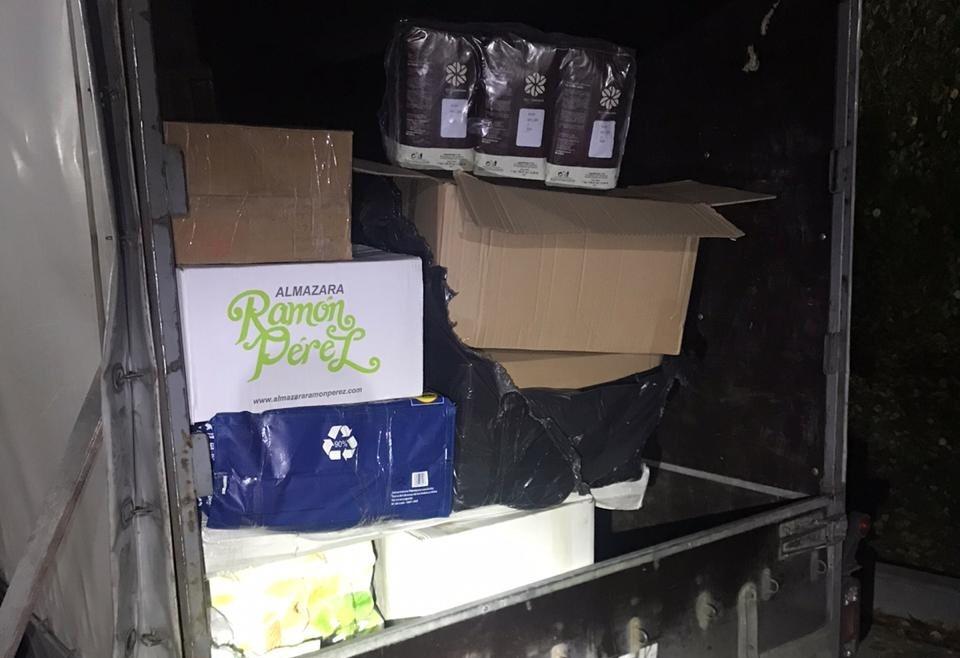 Закарпатські митники знайшли у автівці українця, який повертався з Іспанії, 72 кг незадекларованої кави