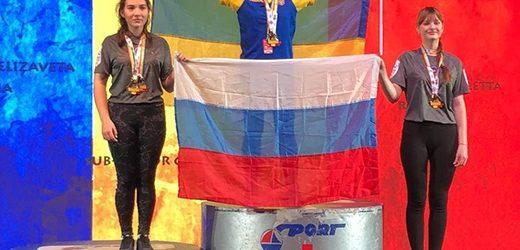 Дівчина із Закарпаття стала чемпіонкою світу з армрестлінгу