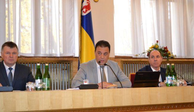Депутати Закарпатської облради просять уряд вжити заходів для якнайшвидшого введення в експлуатацію пункту пропуску «Велика Паладь – Нодьгодош»