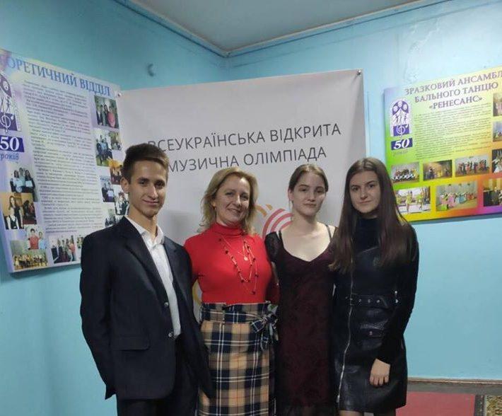 Студенти Ужгородського інституту культури і мистецтв успішно дебютували на музичній олімпіаді «Голос Країни»