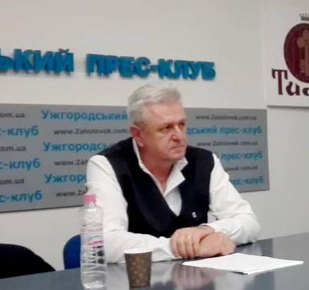 Лідер закарпатських русинів розповів про закордонних емісарів, які дискредитують русинський рух