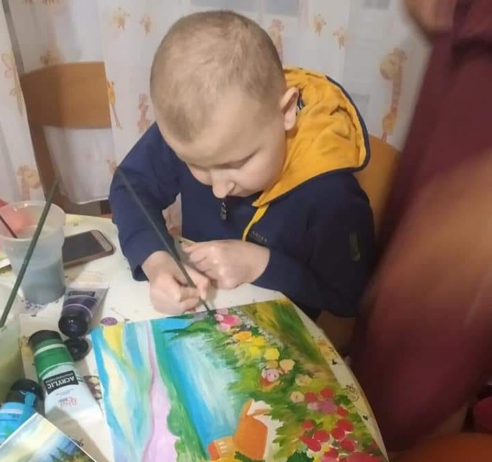 Перестало битися сердечко Василька Легача, якого рятувало все Закарпаття