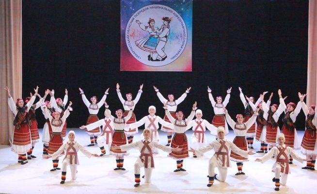 В Ужгороді визначили переможців обласного туру Всеукраїнського фестивалю народної хореографії