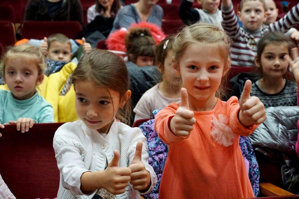 В Ужгородському інституті культури та мистецтв відбувся обласний фестиваль ігрових програм «Грайлик – 2019»