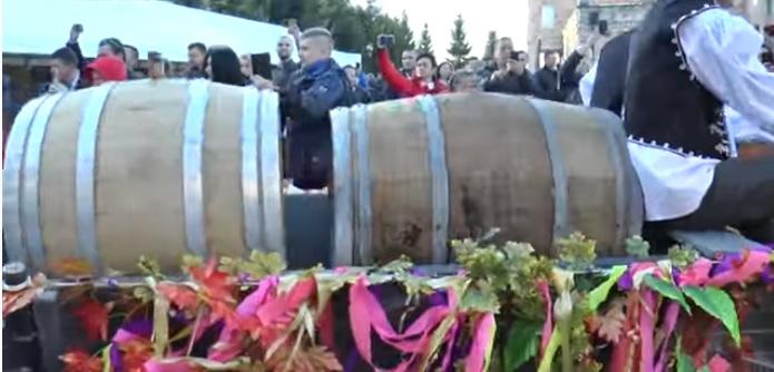 У Берегові презентували молоді вина цього сезону (відео)