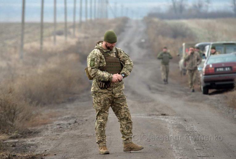 Комбриг 128 бригади Євген Коростельов підірвався на міні