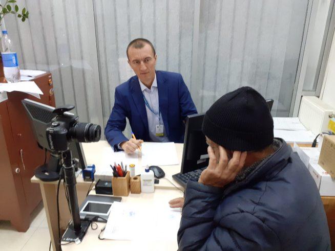 Іноземця-порушника виявили в Берегові