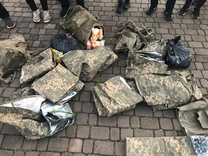 12 в'єтнамців, використовуючи маскування та імітатор сліду тварин, намагалися потрапити із Закарпаття до Угорщини