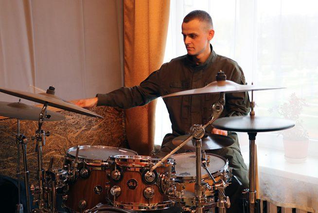 Неймовірна історія барабанщика-нацгвардійця