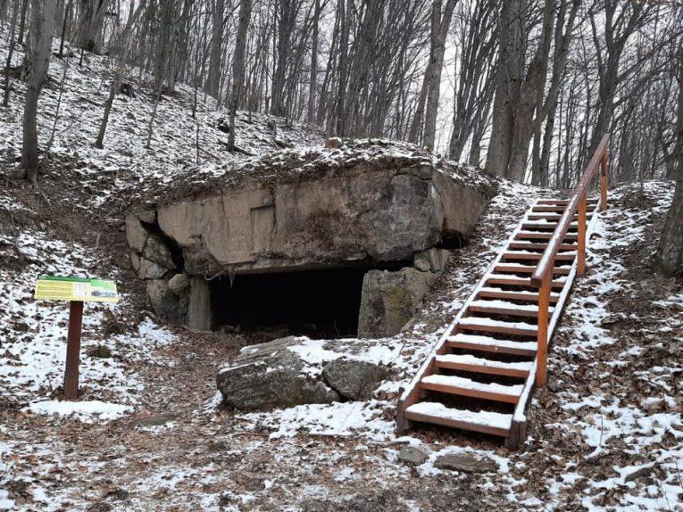 В Ужанському нацпарку припорошило снігом Лінію Арпада (фото)