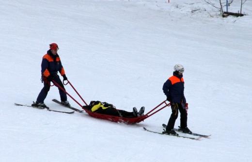 На Драгобраті сноубордист збив людину – постраждалий з травмою хребта у лікарні